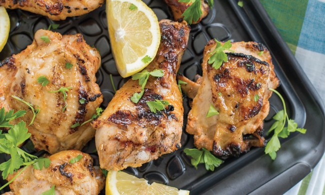 Keep Cool on the Grill