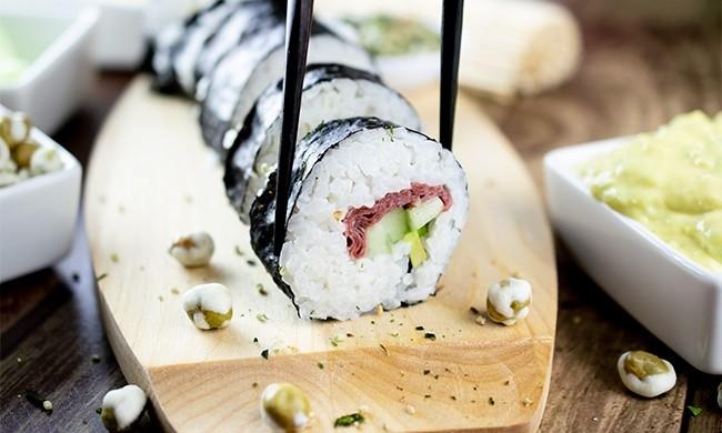 Twist on Sushi