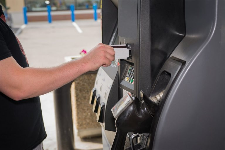Cards at the pump, information at risk