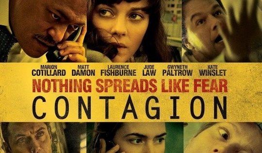 'Contagion' advisor on film similarities to COVID