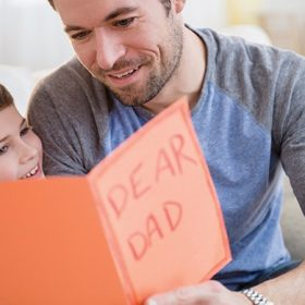 Make His Day on Father's Day