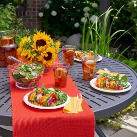 Easy Tips for your backyard barbecues