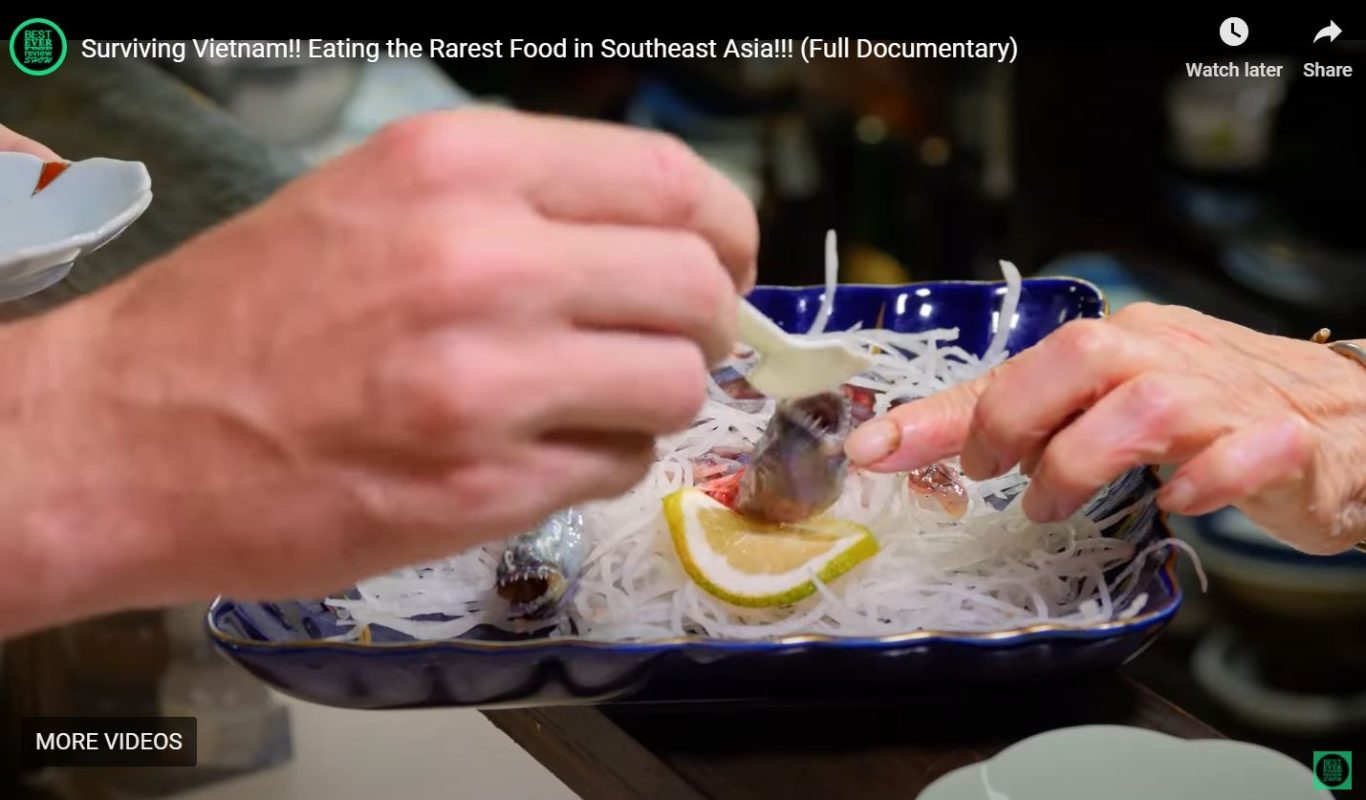 Eating the Rarest Food in Southeast Asia Full Documentary