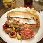 Veal Parmesan Sandwiches