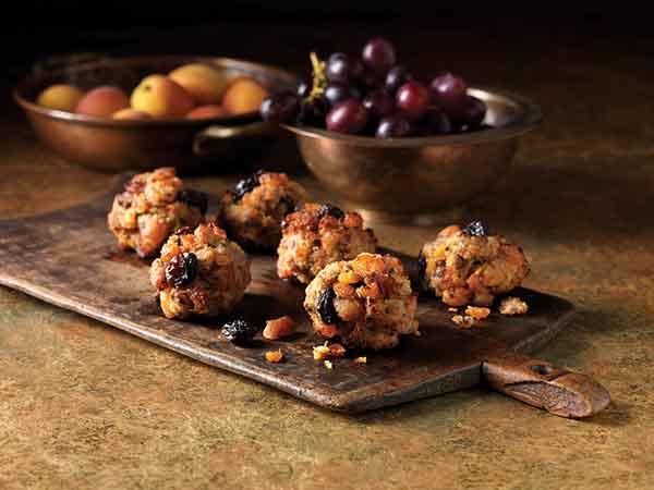 Raisins Holiday Spread