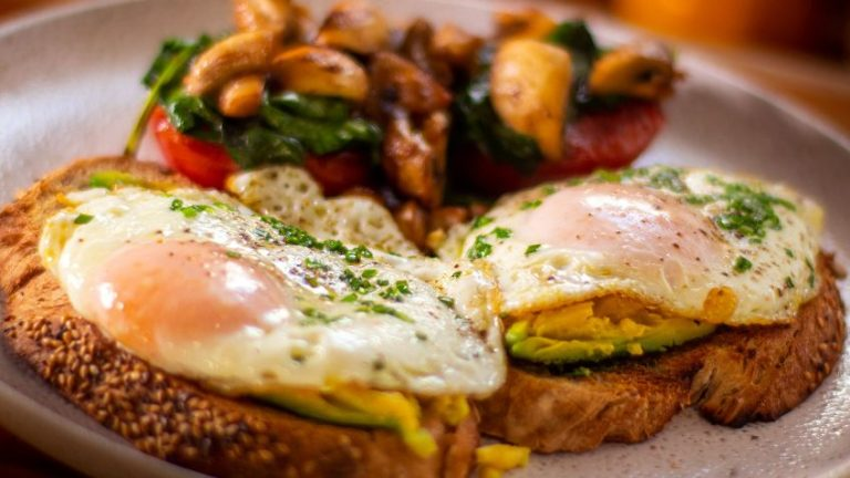 This is the breakfast you desire!