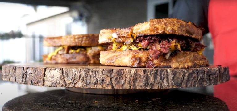 The Best Grilled Sandwich!