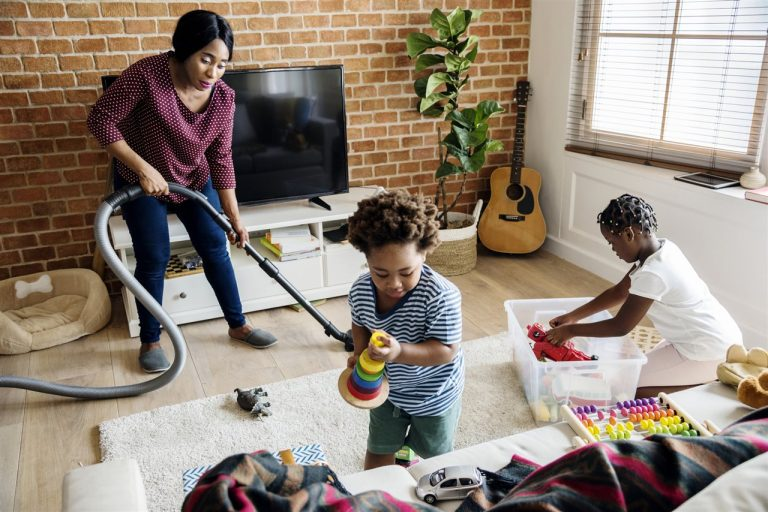 How to tackle deep-cleaning tasks around the house
