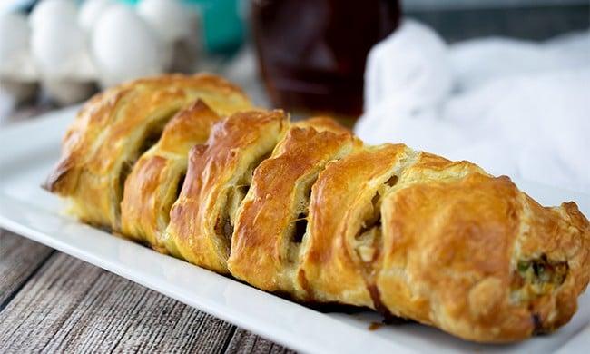 Maple Breakfast Braid