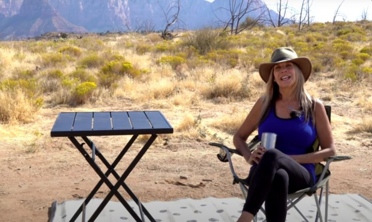 OFF-GRID CAMP Full-Time Truck Camper Living