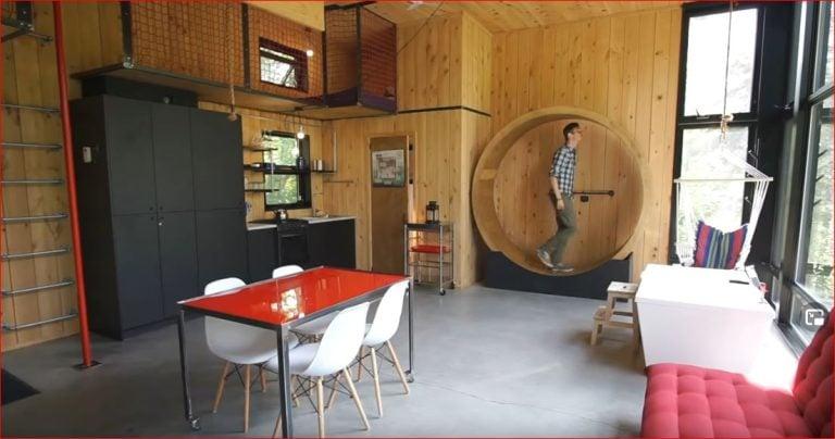 Off-grid micro cabin Zoobox