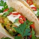These Mexican Vegetarian Tacos Delicioso!