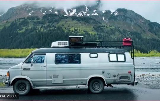 89 Dodge Xplorer - Van Life On A Budget