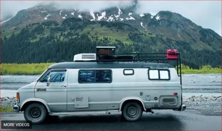 89 Dodge Xplorer – Van Life On A Budget