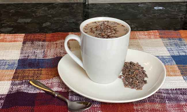Protein and immune-boosting benefits in your coffee