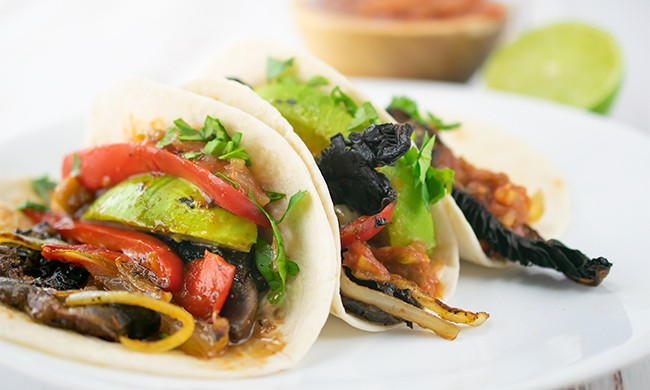 A Fresh Twist on Fajitas to Support Family Nutrition