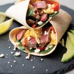 Power Brunch with a Protein-Packed Burrito