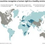 A healthy environment as a human right