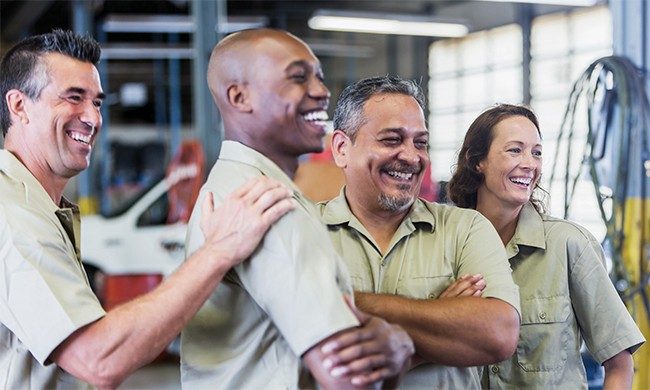 Driving Diversity: How business leaders can spur workplace change