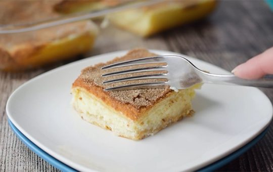 Sopapilla Bars Simple Sweet Dessert