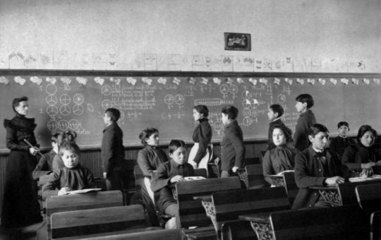 How Native students fought back against abuse and assimilation at US boardingschools