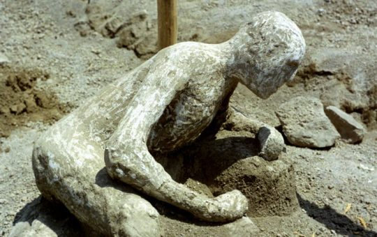What a baker from ancient Pompeii can teach us abouthappiness