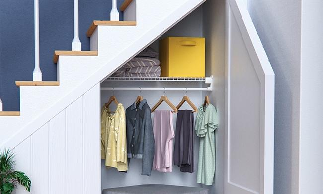 5 Steps to Design a DIY Dream Closet