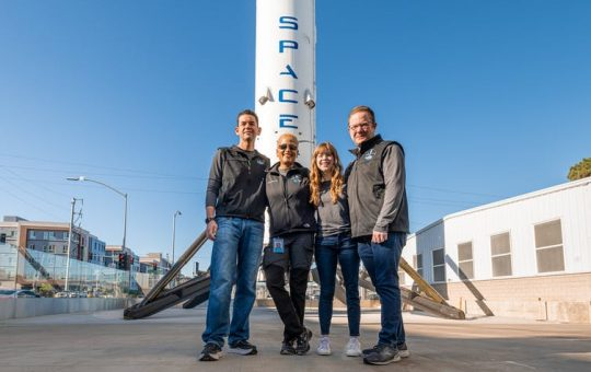 SpaceX Inspiration4 mission sent 4 people with minimal training into orbit – and brought space tourism closer toreality
